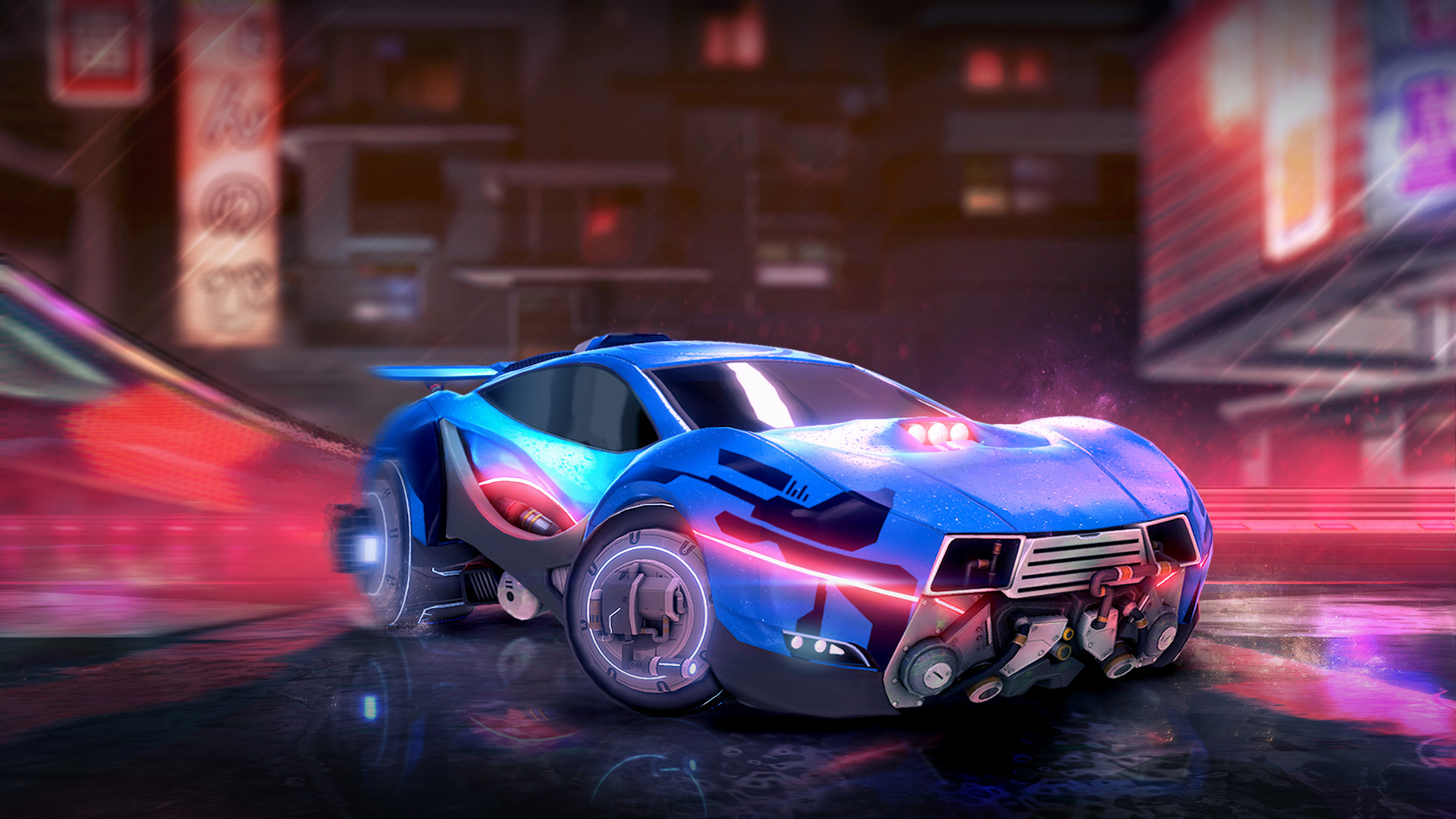 Rocket League - Masamune (STEAM GIFT RU/CIS)