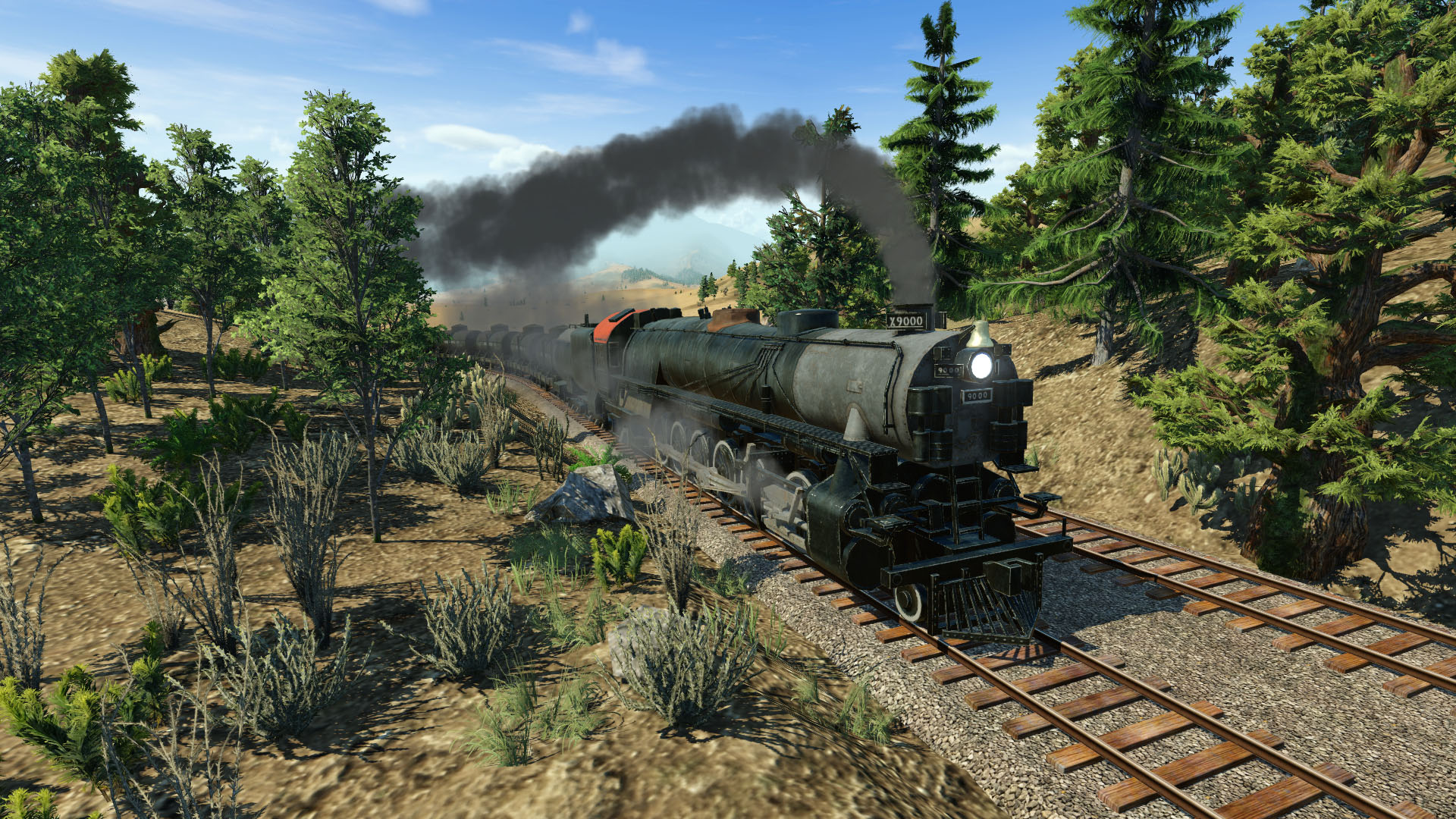 TRANSPORT FEVER (STEAM RUSSIA)