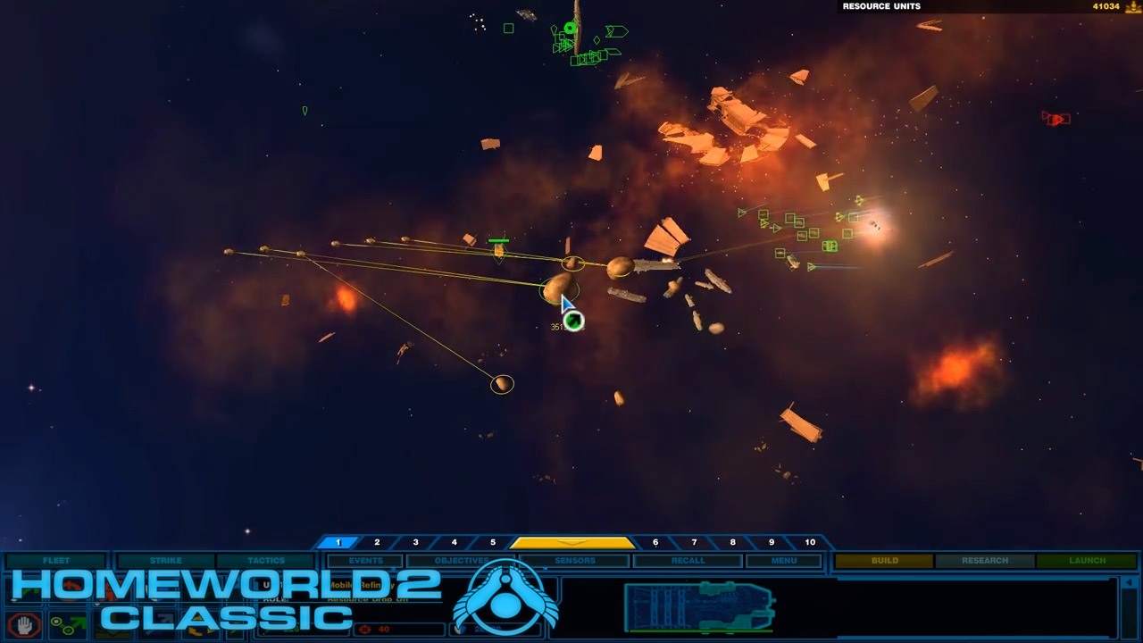 HOMEWORLD REMASTERED COLLECTION (STEAM RUSSIA)
