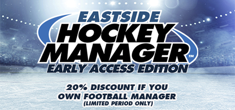 Eastside Hockey Manager (Steam Gift RU + CIS)
