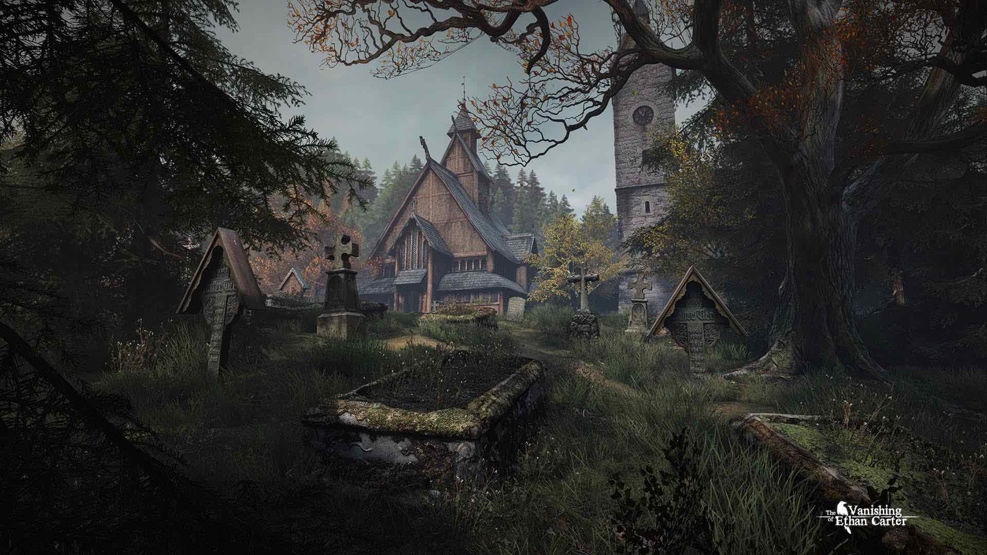The Vanishing of Ethan Carter (STEAM GIFT RU/CIS)