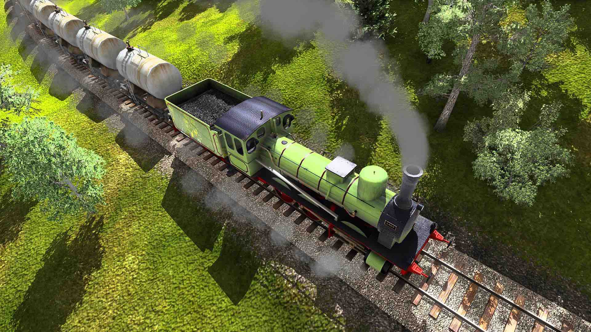 Train Fever (Steam Gift RU + CIS)