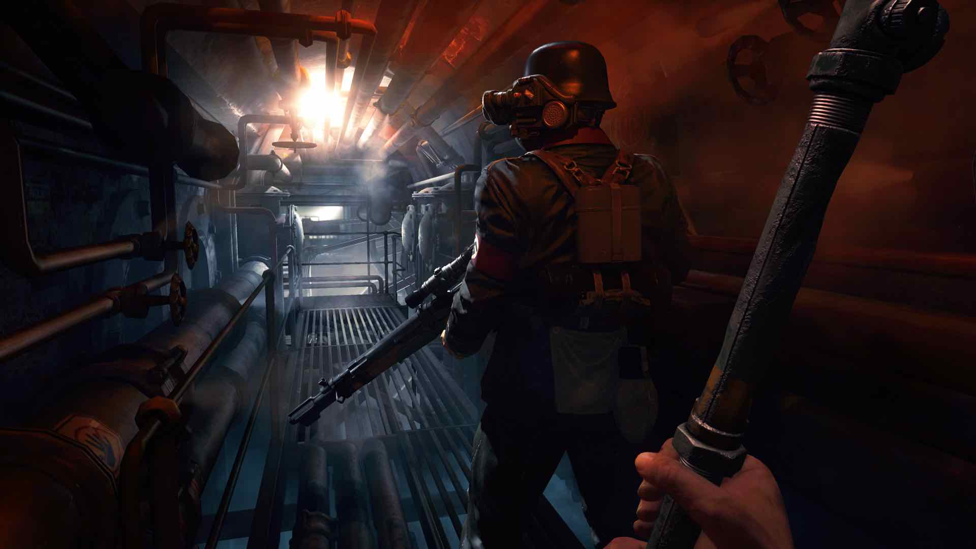 WOLFENSTEIN: THE OLD BLOOD (STEAM РОССИЯ)