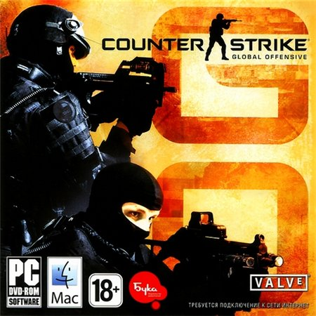 CS:GO — Counter-Strike:Global Offensive (RU+CIS) CD-KEY