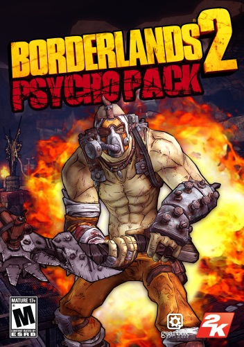 Borderlands 2 PSYCHO PACK (Steam Gift/RU CIS)