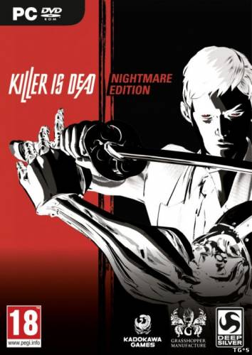 Killer is Dead — Nightmare Edition (Steam Gift/RU+CIS)