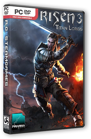 Risen 3 — Titan Lords (STEAM/CD-KEY RU+CIS) + 3DLC