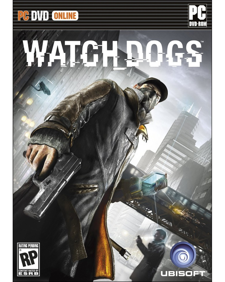 Watch Dogs — Standard Edition (Multilang / Global)Uplay