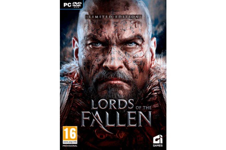 Lords Of The Fallen Limited Ed. (MULTILANG / WORLDWIDE)