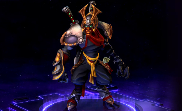 SKIN —  Ronin Zeratul (HEROES OF THE STORM)