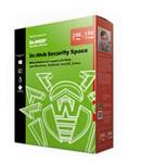 Dr.Web Security Space 2 Года 1 ПК + 1 моб. REG FREE