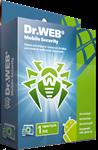 Dr.Web Mobile Security 1 Год 1 утройство Region FREE
