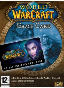 World Of Warcraft TIMECARD 60 DAYS (RUS)