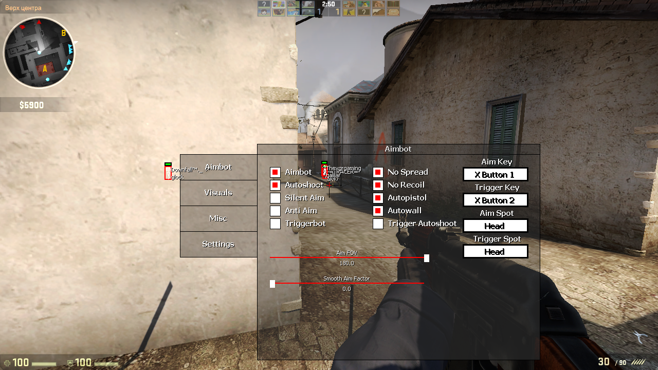 Buy Aimjunkies - Counter Strike: Global Offensive Cheat and