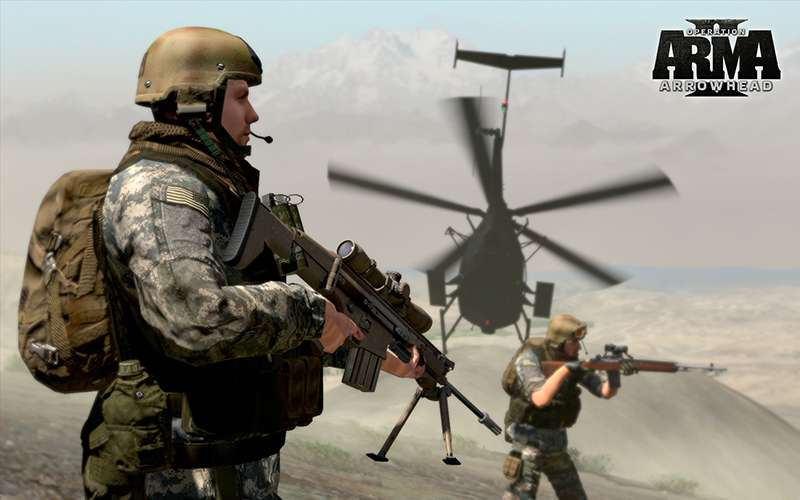 ArmA 2: Operation Arrowhead (Steam Gift, RU | CIS)