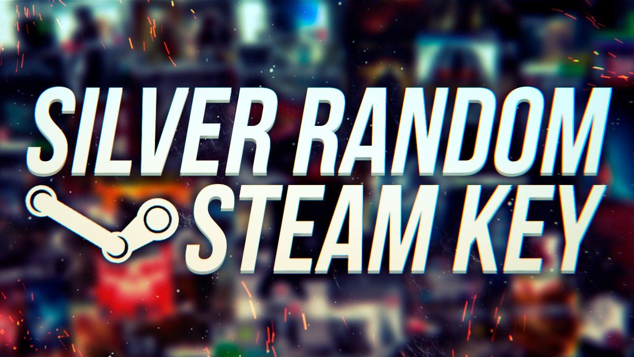 Фотография silver random steam key. игры от 129 рублей