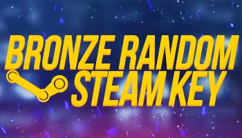 Фотография bronze random steam key / игры от 99р