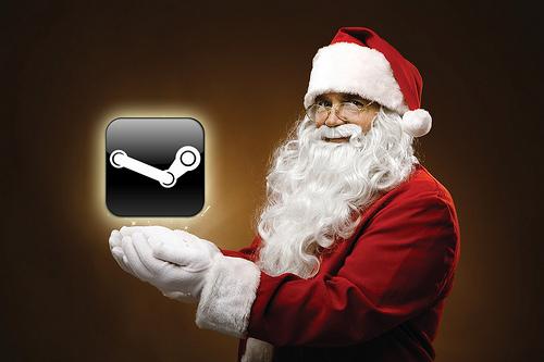 Фотография новогодний ключ стим / 1 из 100 разных игр reg free