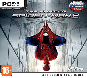 The Amazing Spider-Man 2 (Steam key) CIS