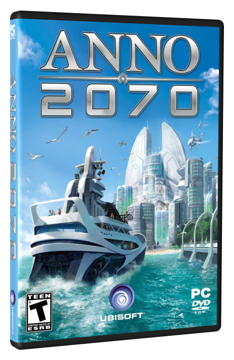 Anno 2070 (Key Uplay)