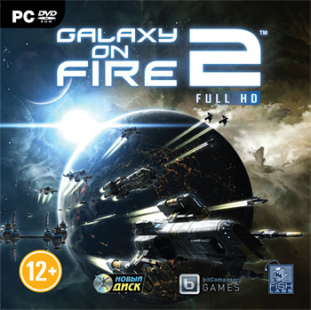 Galaxy On Fire 2 Full HD (steam key) ru