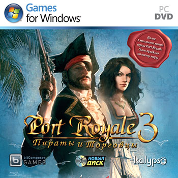 Port Royale 3: Pirates & Merchants (key NewDisc) CIS