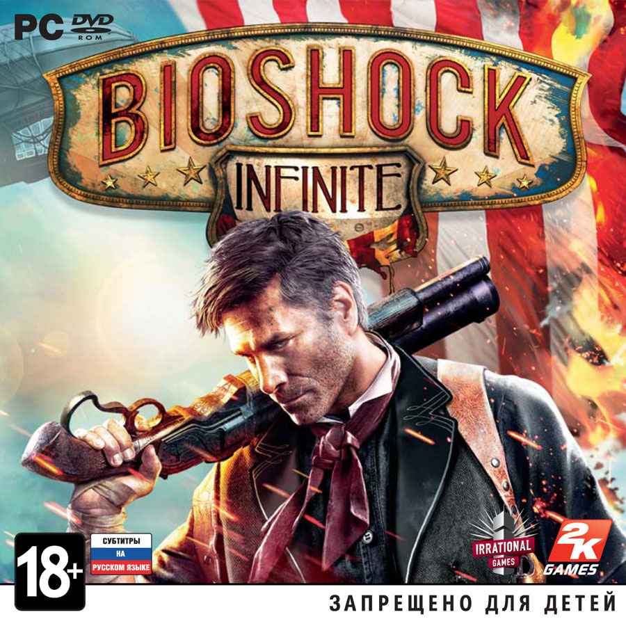 BioShock Infinite (Steam key)CIS
