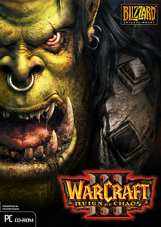 Warcraft 3: The Reign of Chaos (Battle.net key)RU