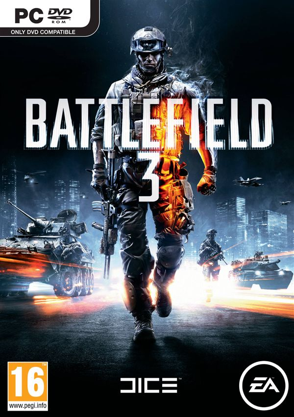 Battlefield 3 (Origin Key)RUS
