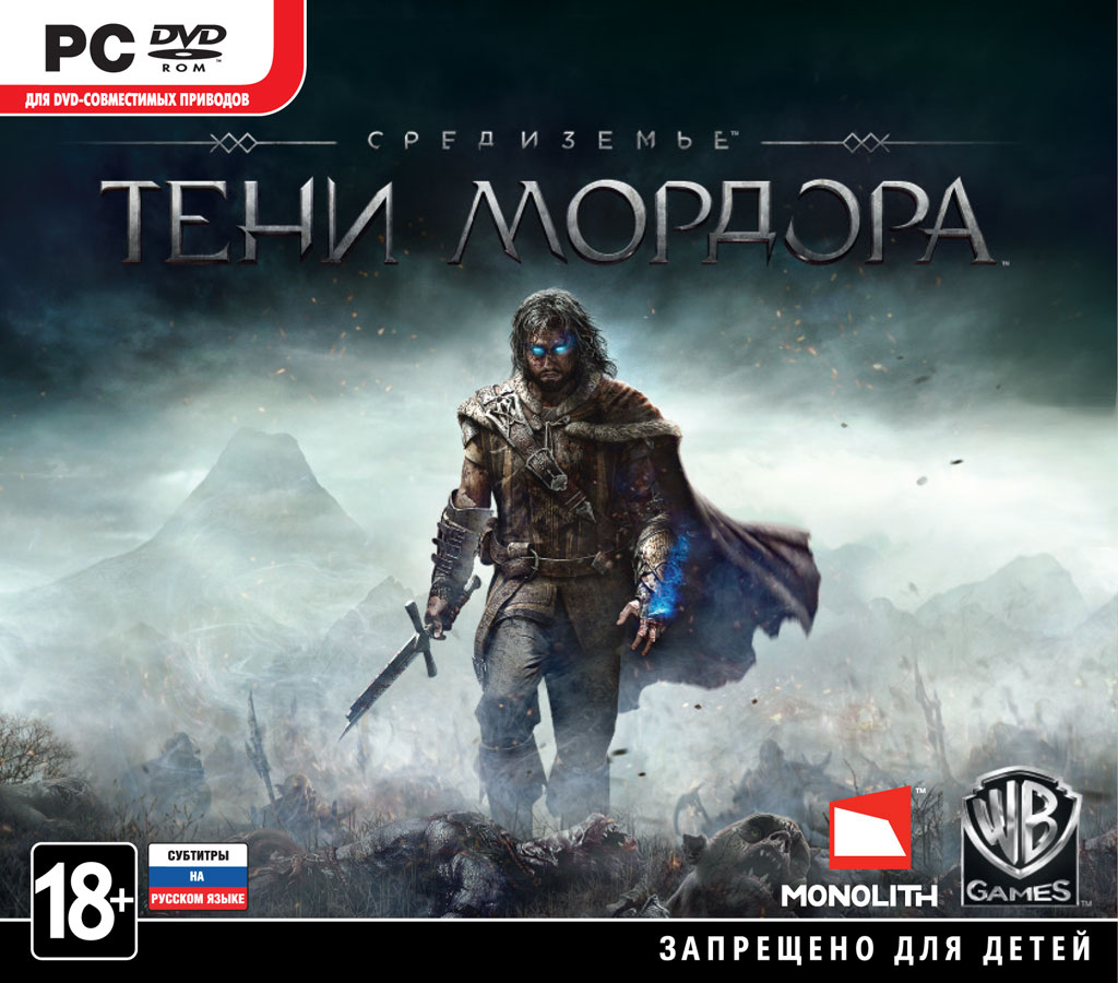 Middle-earth: Shadow of Mordor (Steam key) CIS
