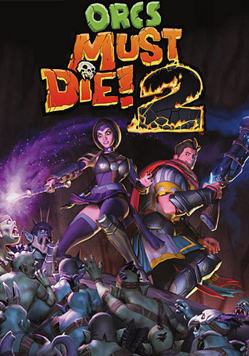 Orcs Must Die! 2 (key Steam)