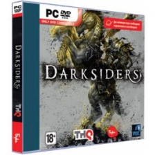 Darksiders (steam key) CIS