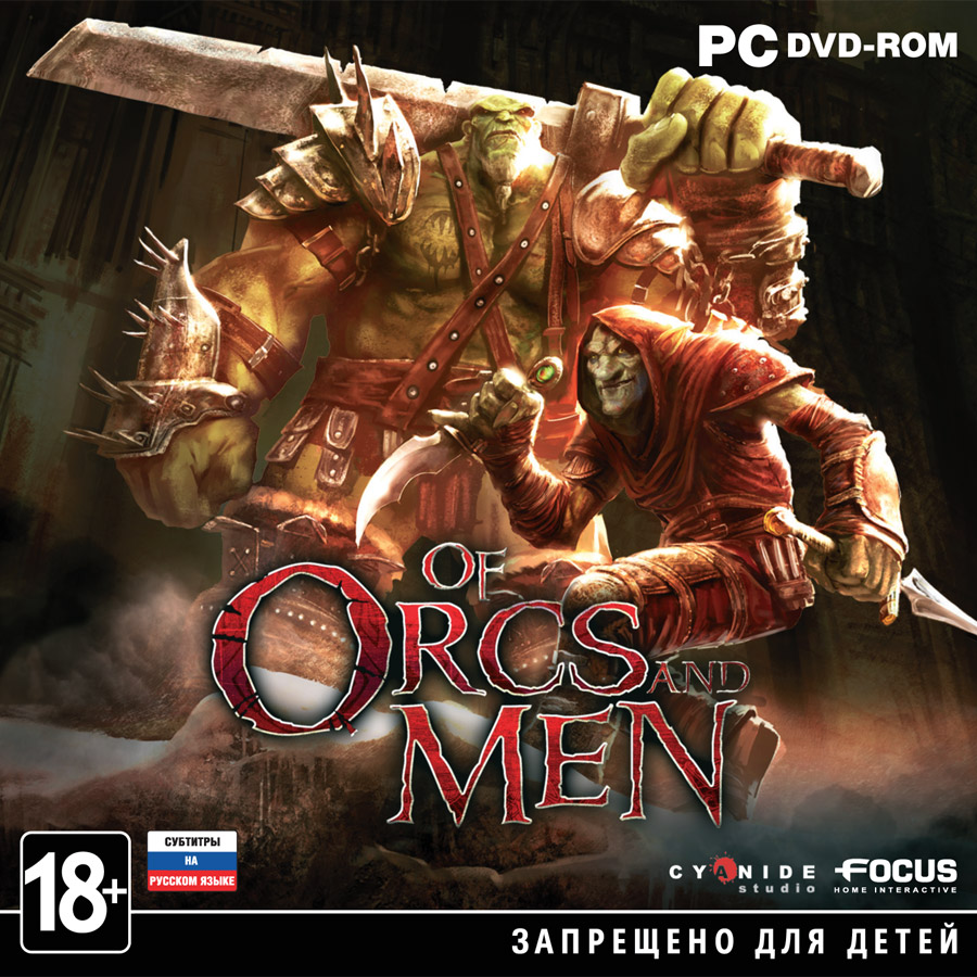 Of Orcs and Men (Steam key)CIS