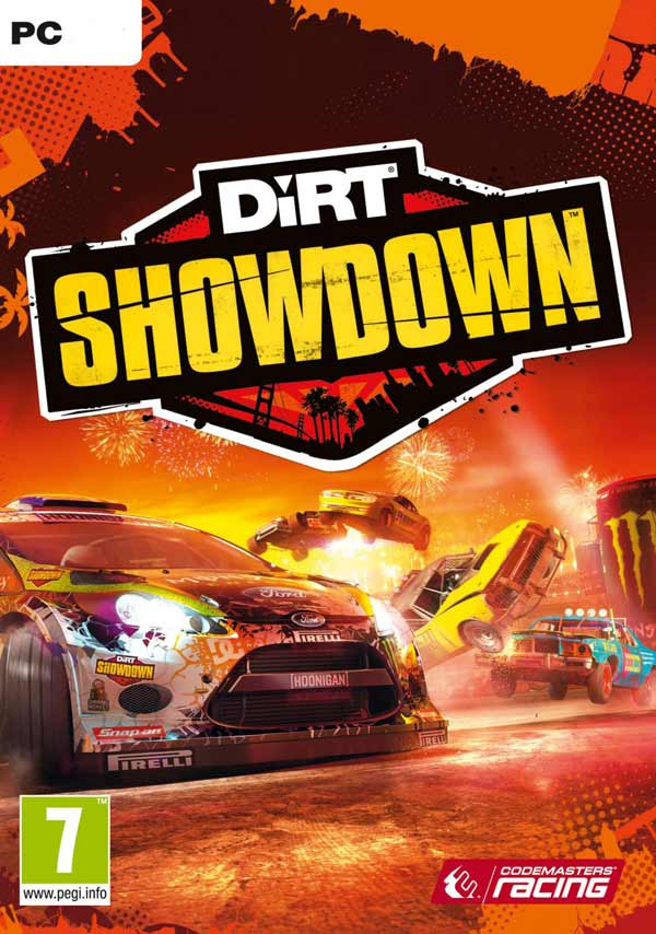 Dirt Showdown (Steam key)CIS