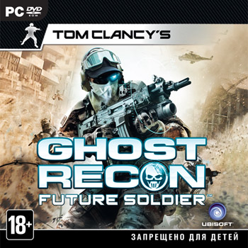 Ghost Recon Future Soldier standart edit (key Uplay)