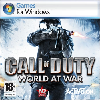 Call of Duty: World at War (key NewDisc)