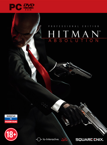 Hitman Absolution Professional edition (Ключ Steam)