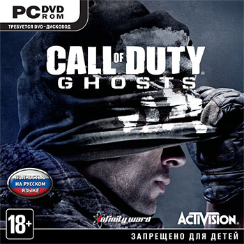 Call of Duty: Ghosts (Key Steam) CIS