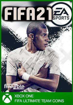 МОНЕТЫ FIFA 21 UT XBOX ONE - СКИДКИ до 10%