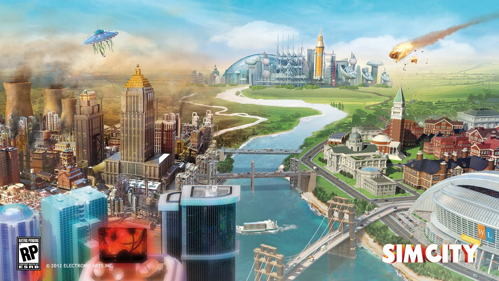 SimCity Цифровые издания + бонус
