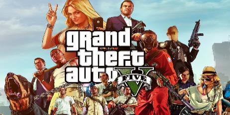 GTA 5 + CS GO + Платные игры