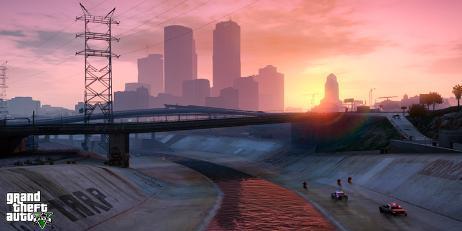 Grand Theft Auto V + Другие игры