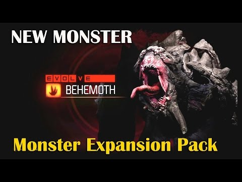 Evolve Monster Expansion Pack DLC STEAM GLOBAL (SCAN)