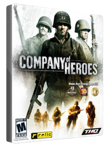 Company of Heroes STEAM Все Регионы
