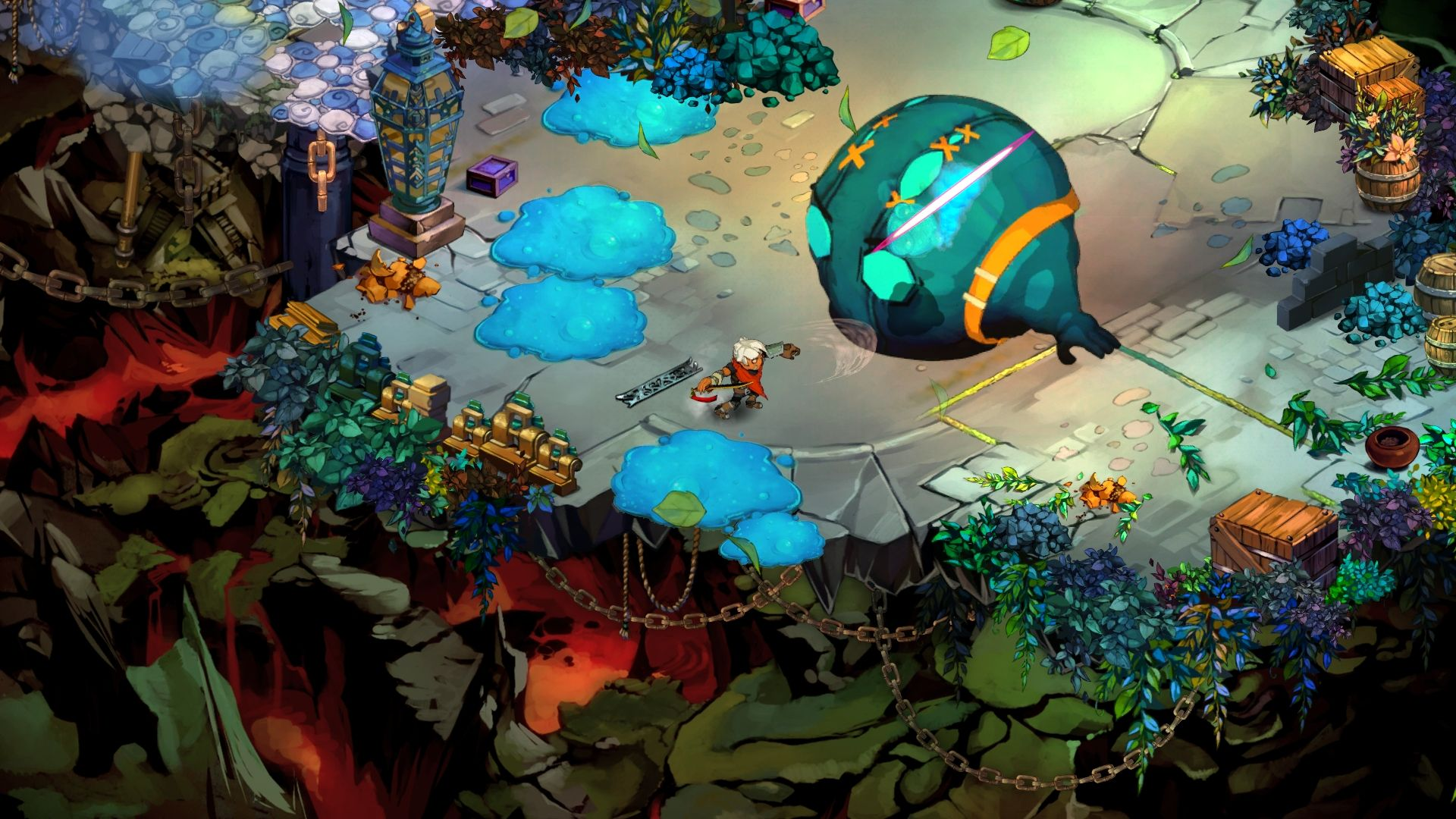 Bastion Steam Gift RU/CIS