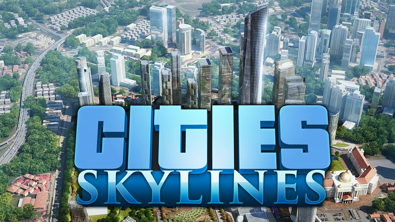 Cities: Skylines Steam Key RU/CIS