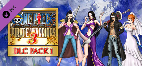 One Piece Pirate Warriors 3 DLC Pack1 Steam Gift RU/CIS