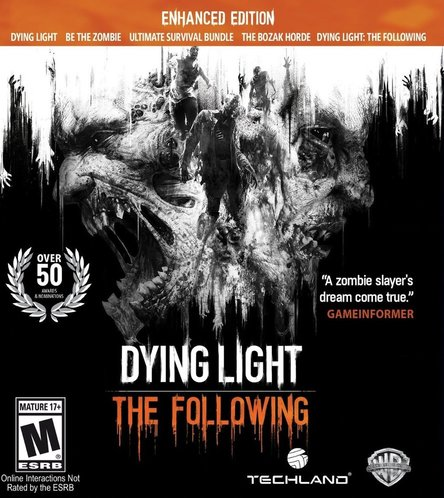 Dying Light The Following Enhanced Edition Steam Gift