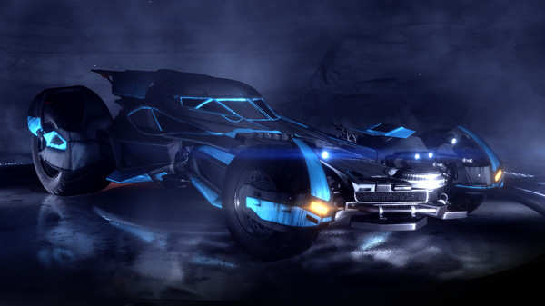 Rocket League - Batman v Superman: Dawn of Justice Car