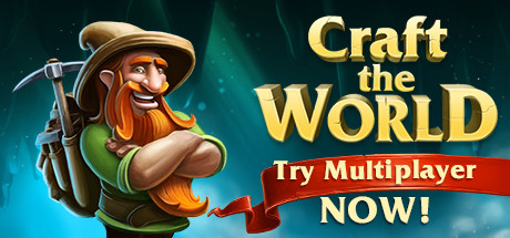 Craft The World (Steam Gift, RU+CIS)
